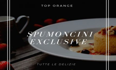 Lo spumone di Top Orange