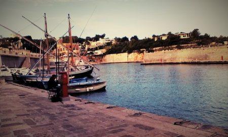 Scorcio di Tricase Porto