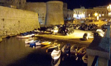 Gallipoli e il porto del Canneto