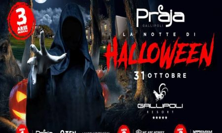 Halloween Gallipoli Resort