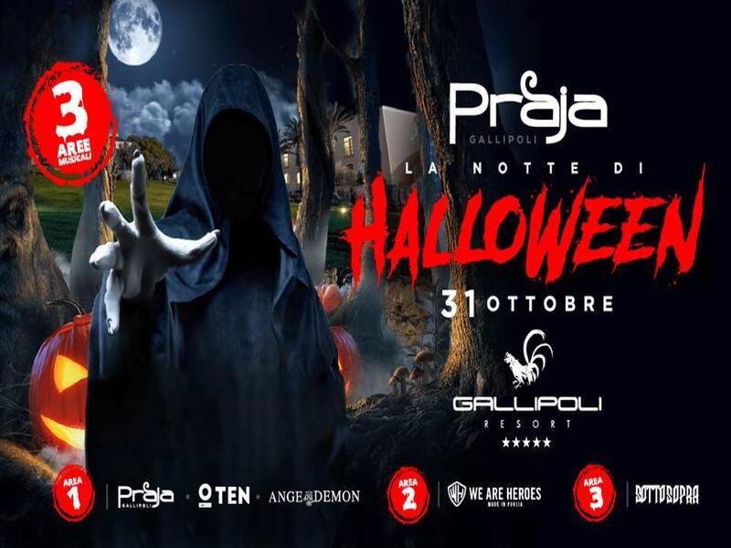Halloween Gallipoli Resort