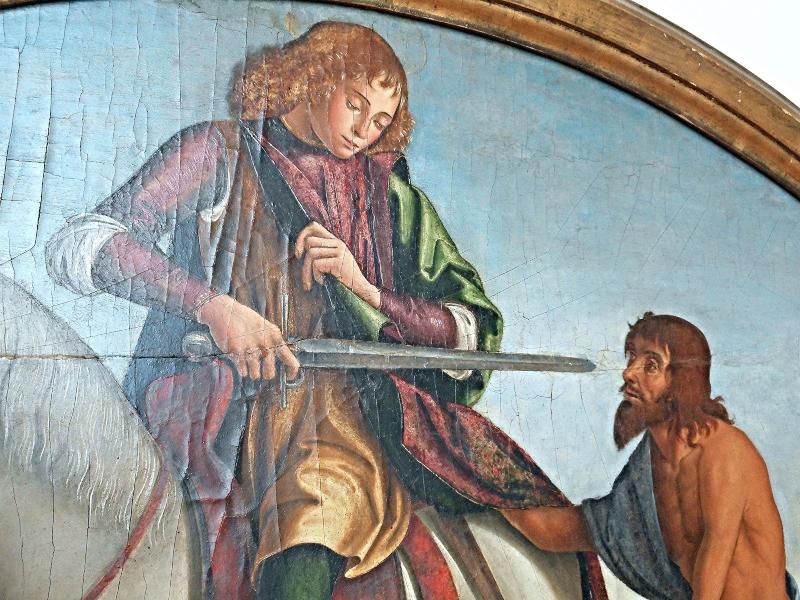 Festa Di San Martino In Salento Il Santo