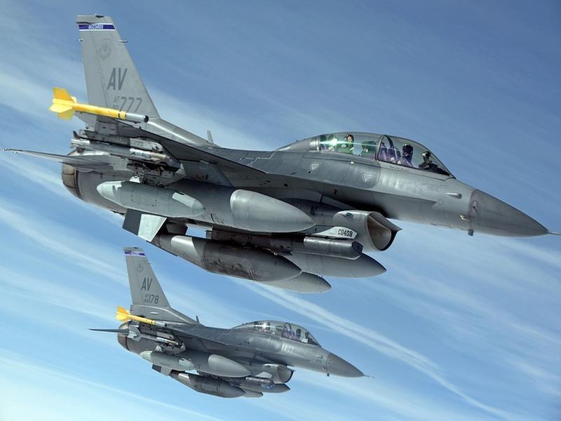 Jet Militare in volo