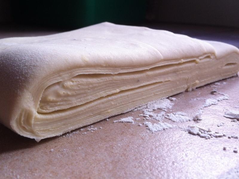 Pasta Sfoglia Per Fare Il Rustico Leccese