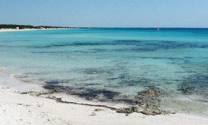 Località Punta Prosciutto Vicina A Porto Cesareo
