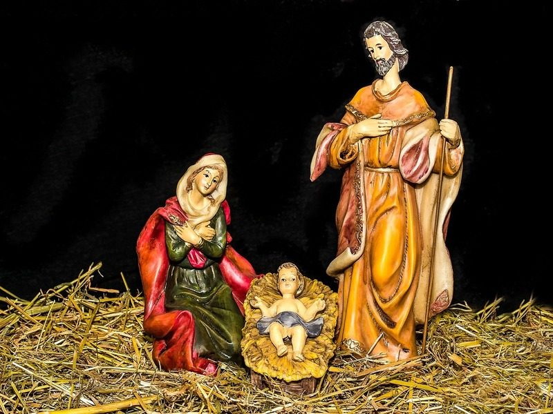 Gesu, Giuseppe e Maria Monastero di Martano