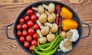 Dieta A Base Di Funghi