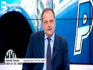 Daniele Tissone Segretario Generale Polizia