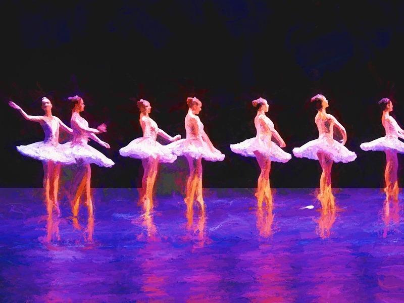 Balletto Lo Schiaccianoci Lecce Teatro Politeama