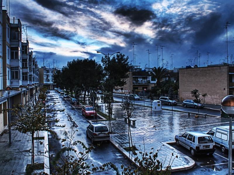 Lecce In Inverno