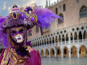 Maschere in Piazza San Marco