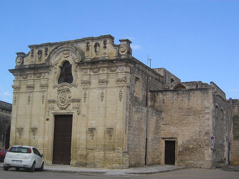 Chiesa Della Visitazione Castrì Di Lecce