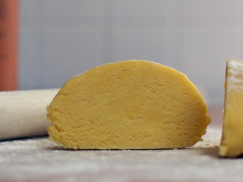 Fruttone Salentino Pasta Frolla per la preparazione
