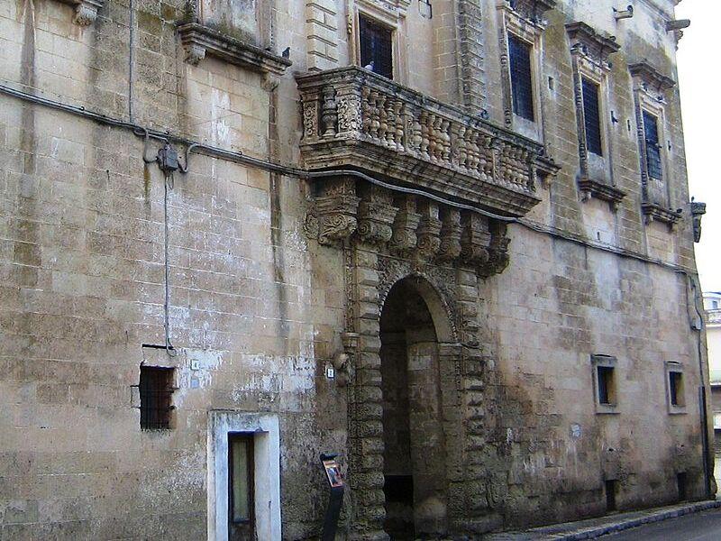 Palazzo Vernazza Castrì Di Lecce