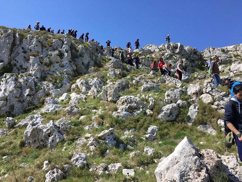 Percorsi Nelle Falesie Del Salento I Like Trekking