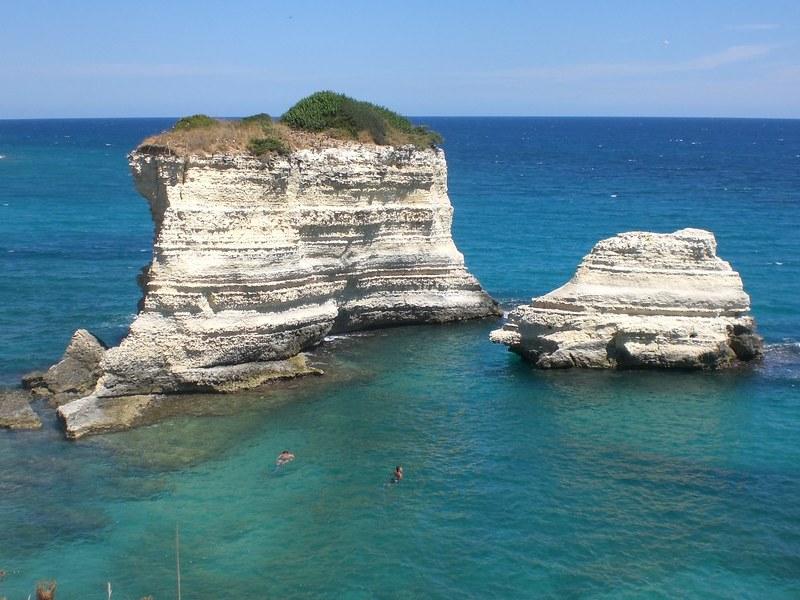 Torre Dell'Orso Mare Adriatico Salento