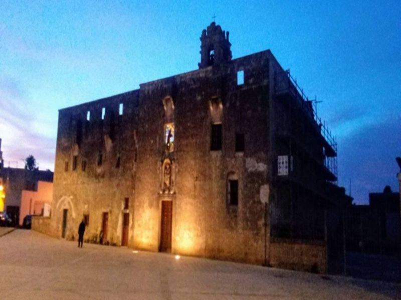 Il Convento dei Cappuccini a Tricase