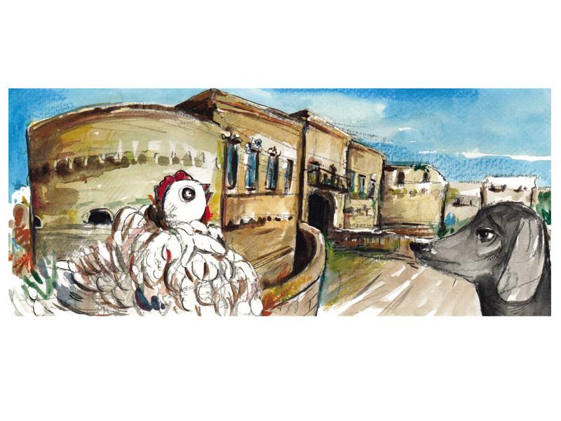 Illustrazione Di Egidio Marullo Manuale di Salvatore Tommasi