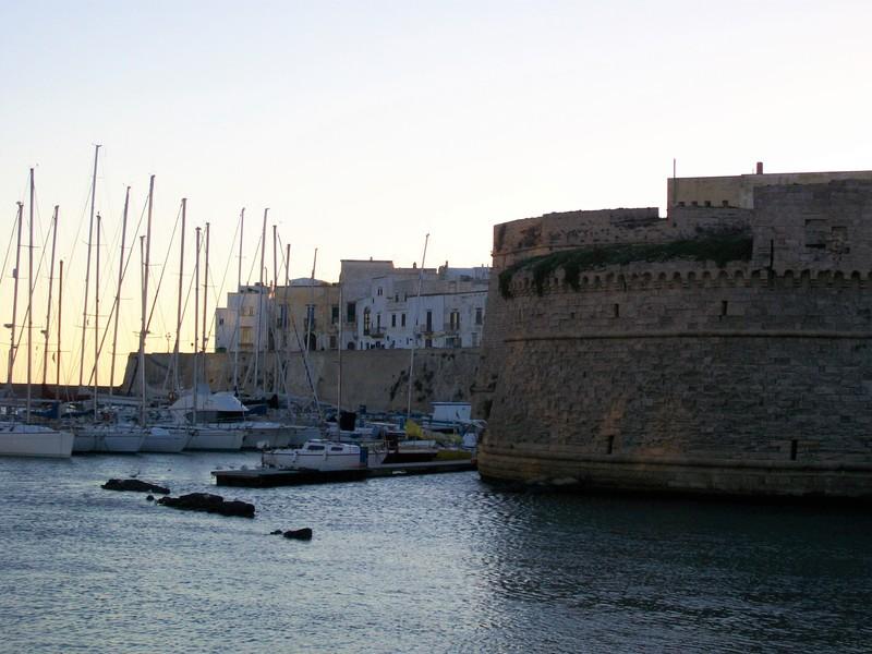 Rivellino E Barche Gallipoli