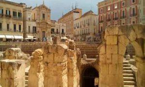 Spendore Di Lecce Anfiteatro Augusteo