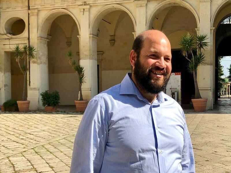 Stefano Minerva Sindaco Di Gallipoli