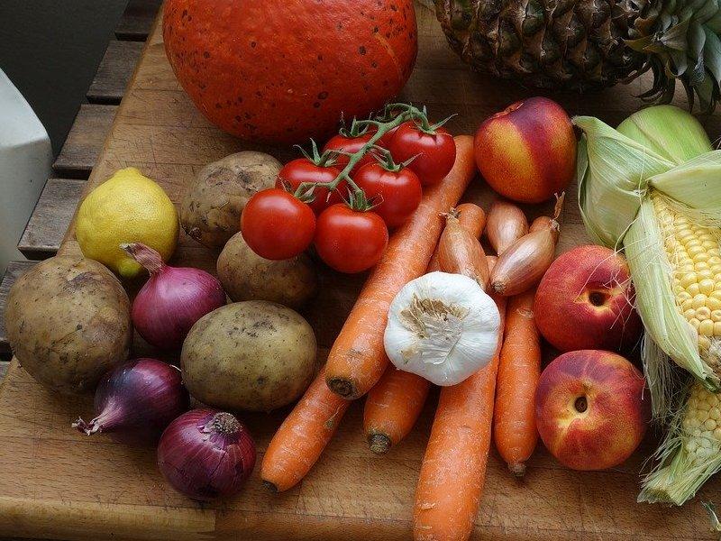 Food Delivery Consegna A Domicilio Generi Alimentari