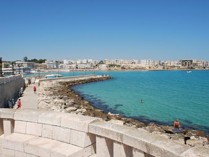 Otranto Tra Le Bandiere Blu