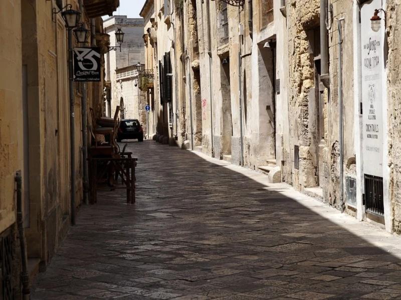 Le Vie Di Lecce