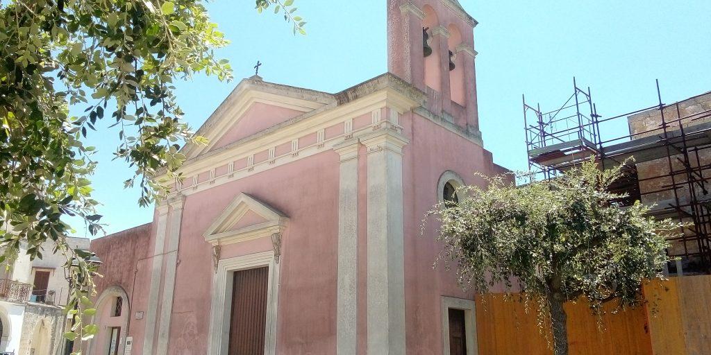 Corsano Chiesa Visuale Migliore