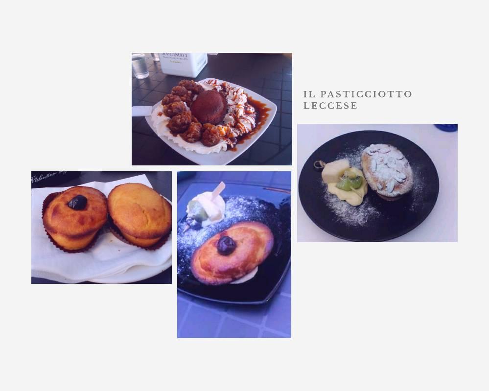 Pasticciotto Leccese Quattro Versioni