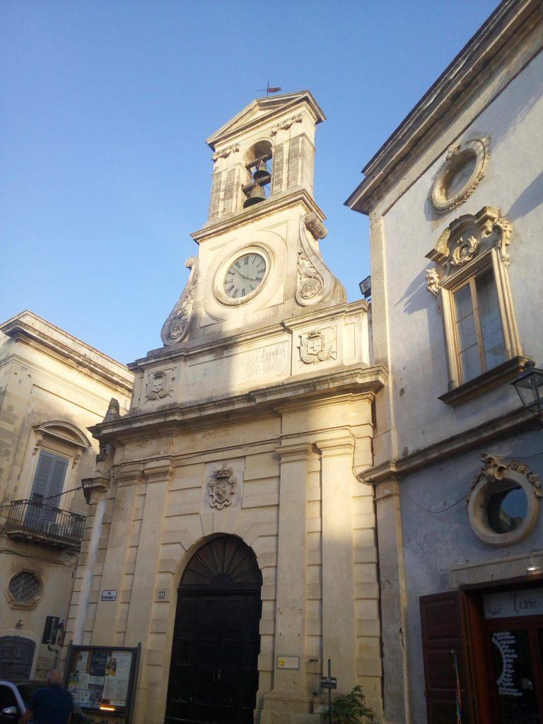 Torre Dell Orologio A Galatina