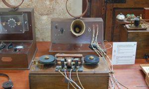 Apparecchiatura Radio Storica