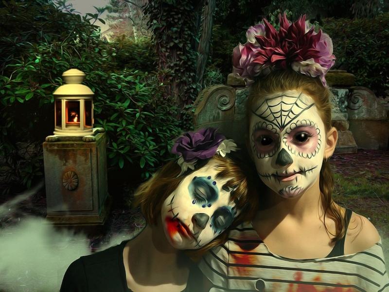 Travestimenti e maschere di Halloween