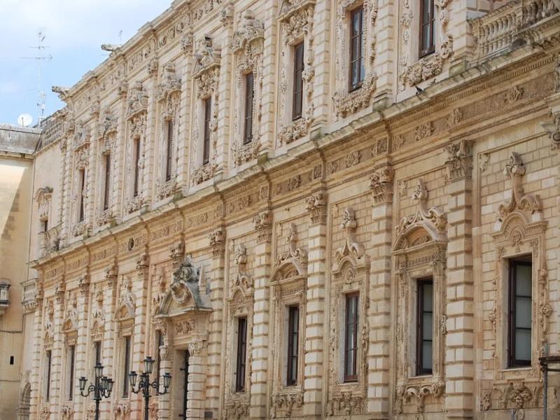 Film Girato A Lecce
