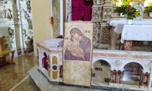 Interno Del Santuario Madonna delle Grazie di Sanarica