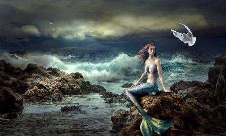 Sirena Su Scogli