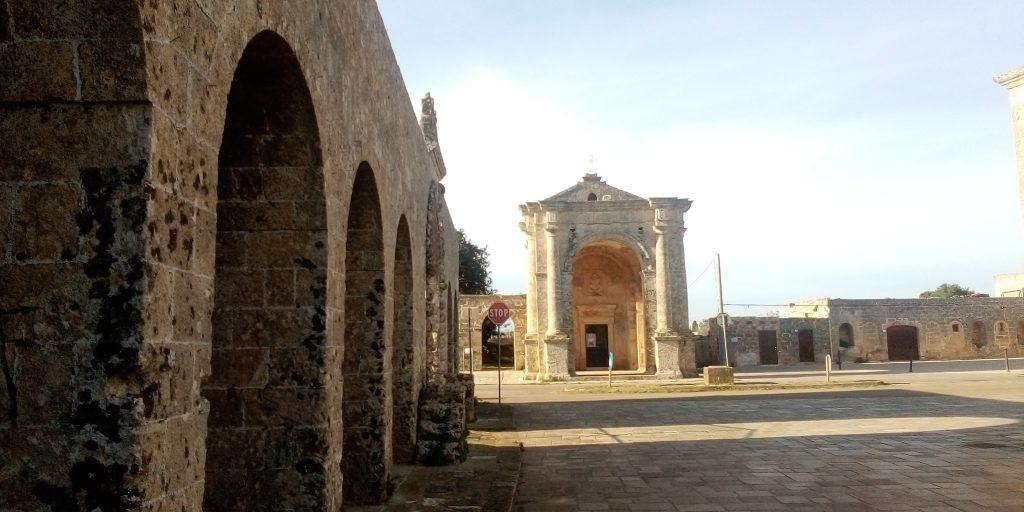 Il complesso monumentale di Leuca Piccola. luogo di culto del Salento