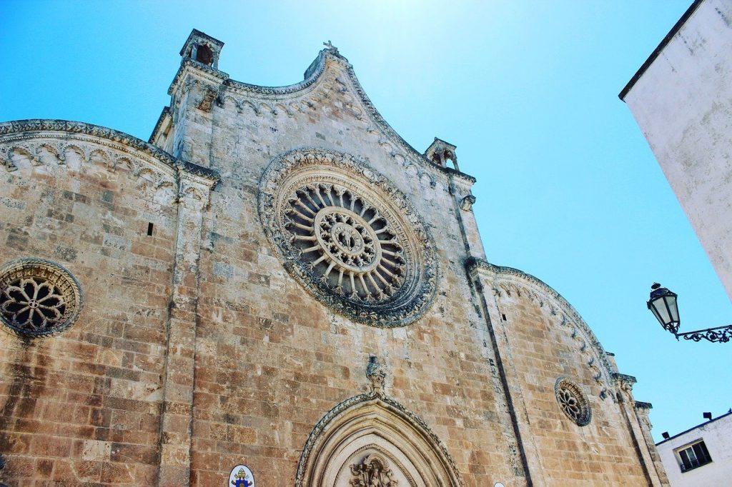 Cattedrale Di Ostuni in Puglia