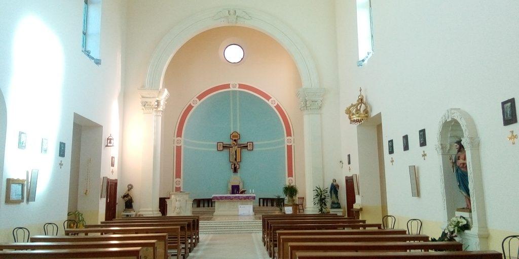 Interni Della Chiesa Di Santelia Profeta