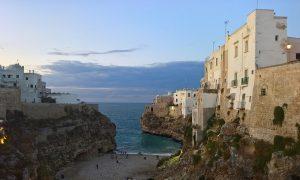 Scorcio Di Polignano In Puglia