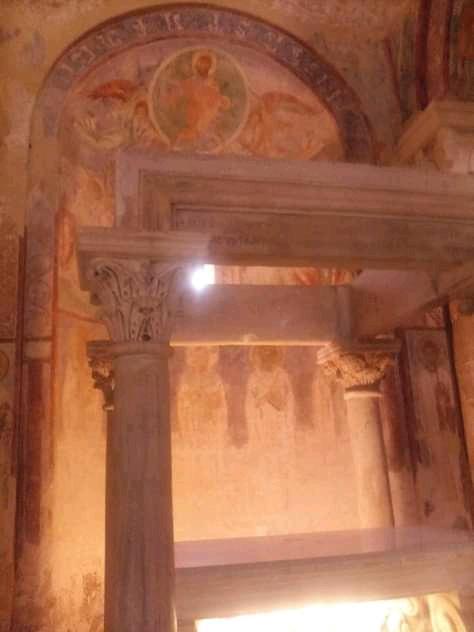 Affreschi di Santa Maria Di Cerrate