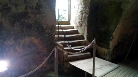 Entrata Cripta A Ortelle