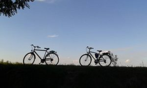 Cicloturismo - Ciclabile Adige - Po, ph Massimo Morino
