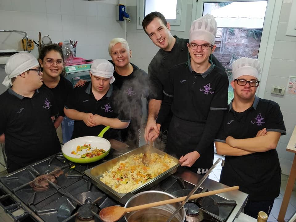 Accademia della disabilità - Corso di cucina