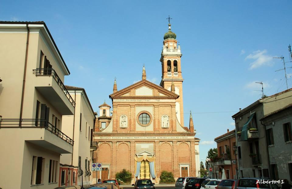 Santuario Santa Vergine del Pilastrello Ph Carlo Alberto Mares