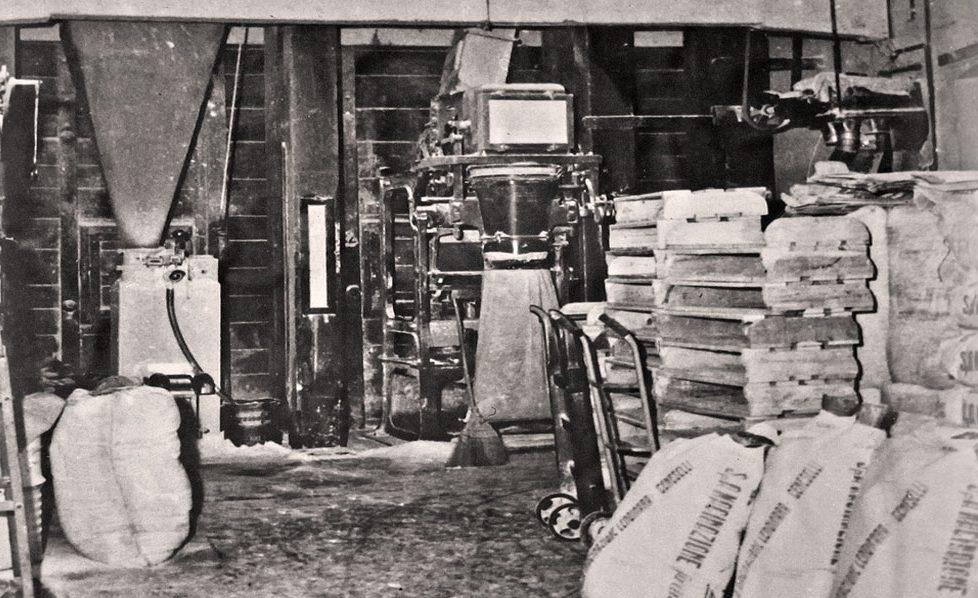Macinazione Lendinara - Vecchio Mulino