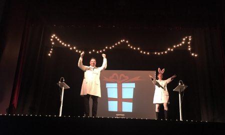Il Teatro Siamo Noi E' Di Nuovo Bianco Natale