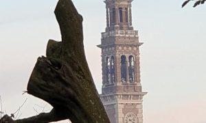 Torre Santa Sofia, Lendinara ph Facebook Alessandro Cattaneo