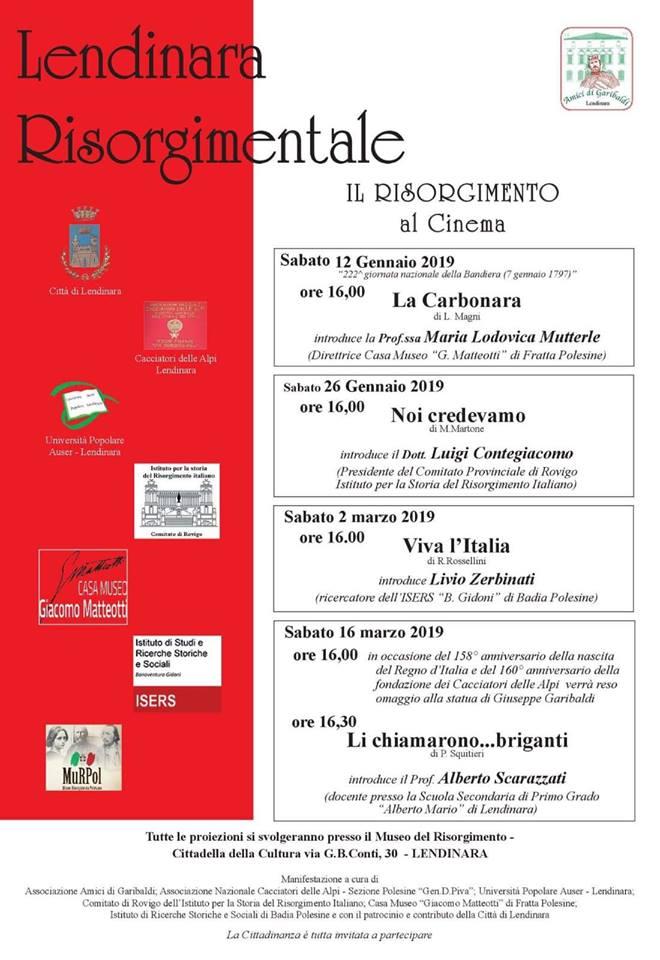 Lendinara Risorgimentale Ph Francesca Zeggio