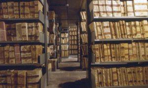 Beni, Archivio Storico